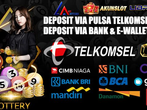 Togel Deposit Pulsa Telkomsel | Togel Deposit Via Bank & E-Wallet